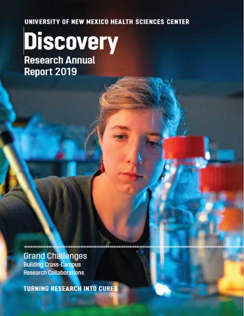 Page de couverture du rapport de recherche