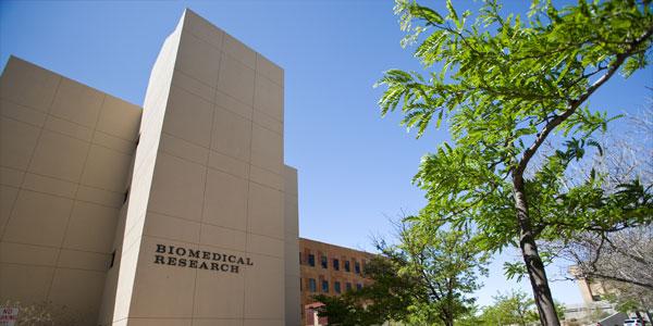 здание биомедицинских исследований